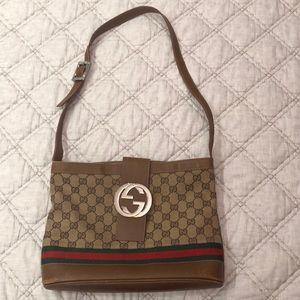 Vintage Gucci limited edition bag